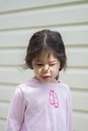 Scarlett plays in the yard-7 - web