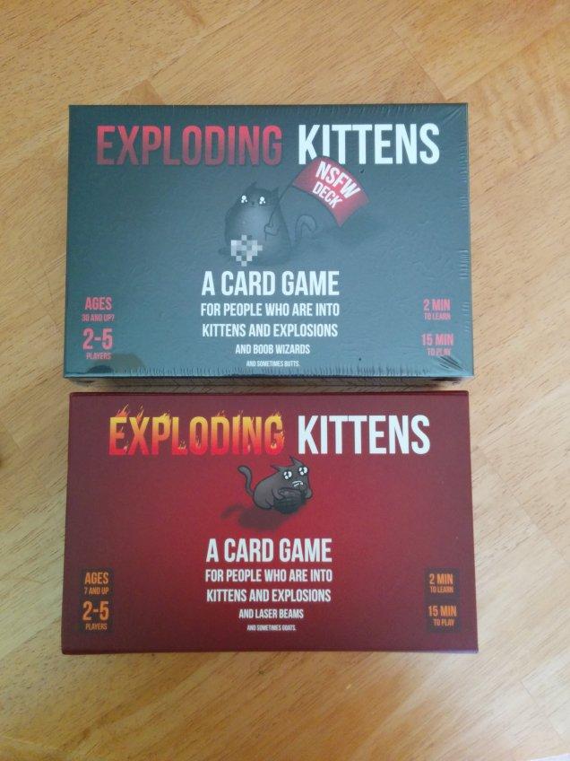 Exploding Kittens 005