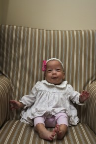 Stella's Easter Outfit!