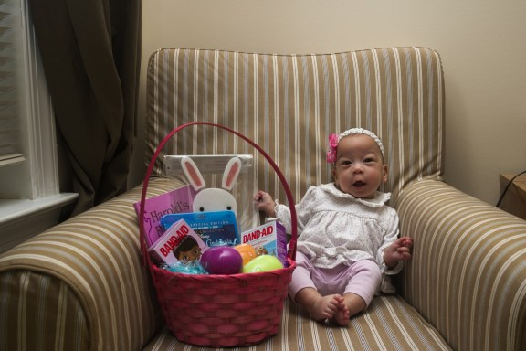 Stella's Easter Basket