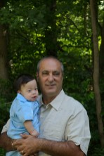 Sam and his Grandfather