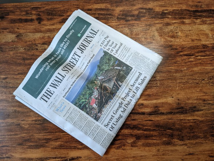 The Wall Street Journal Review