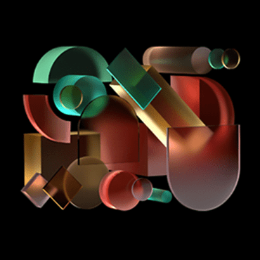 VEV animated visuals for Rutger Paulusse