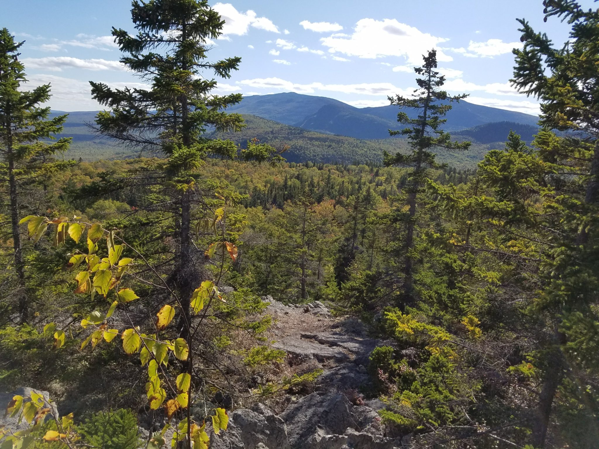 Horse Mountain Trail – Baxter State Park North
