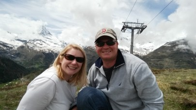 Selfie on the Marmot Trail