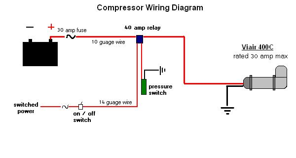 viair compressor wiring diagram viair image wiring ram air compressor wiring diagram jodebal com on viair compressor wiring diagram