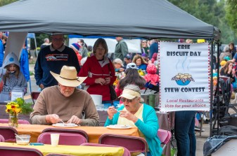 Stew Contest - Erie Biscuit Day - Erie Historical Society