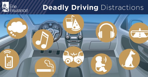 Can You Guess Our Biggest Driving Distraction?