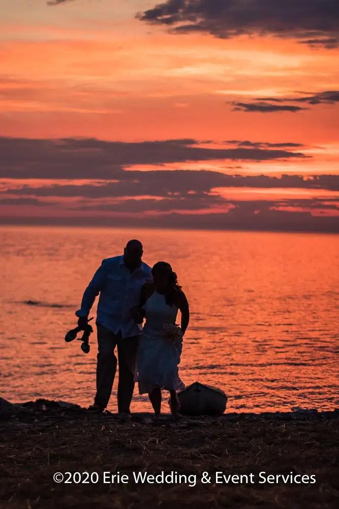 Micro Wedding in Erie Pa