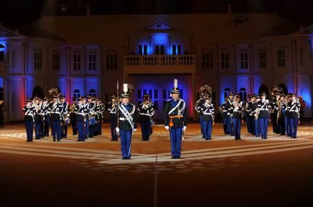 Trompetterkorps-der-Koninklijke-Marechaussee