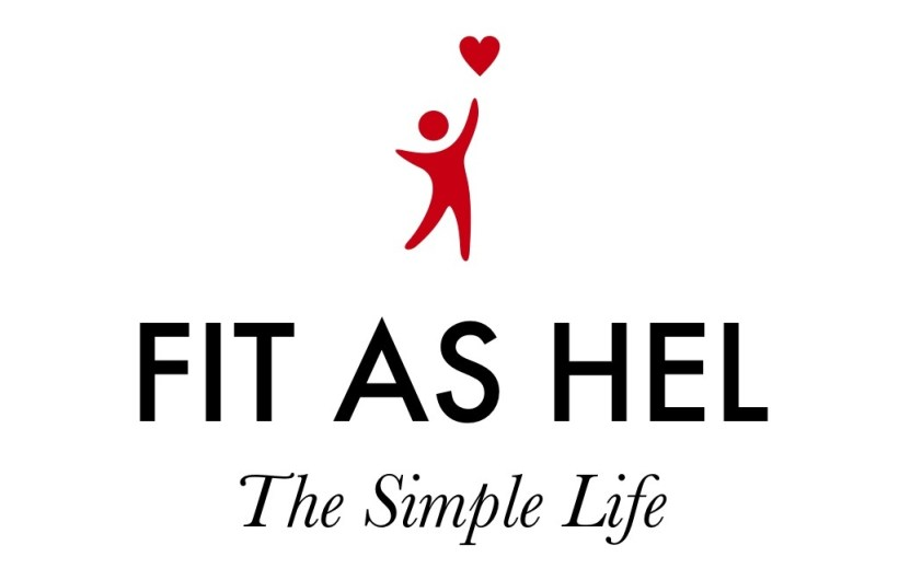 Fit as Hel logo