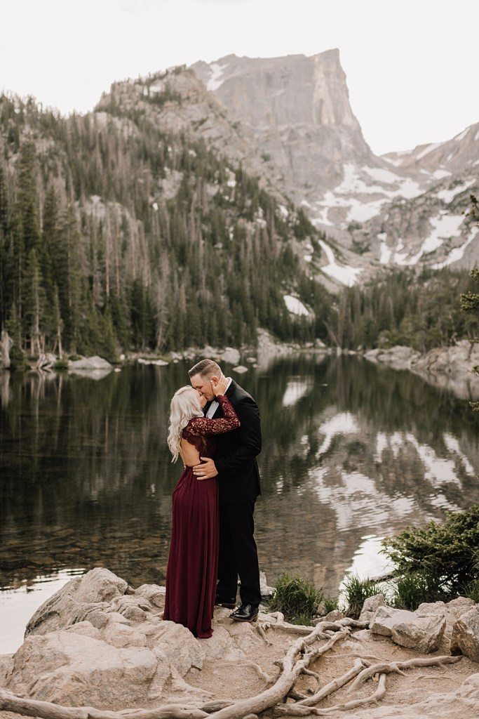 RMNP engagement photo locations