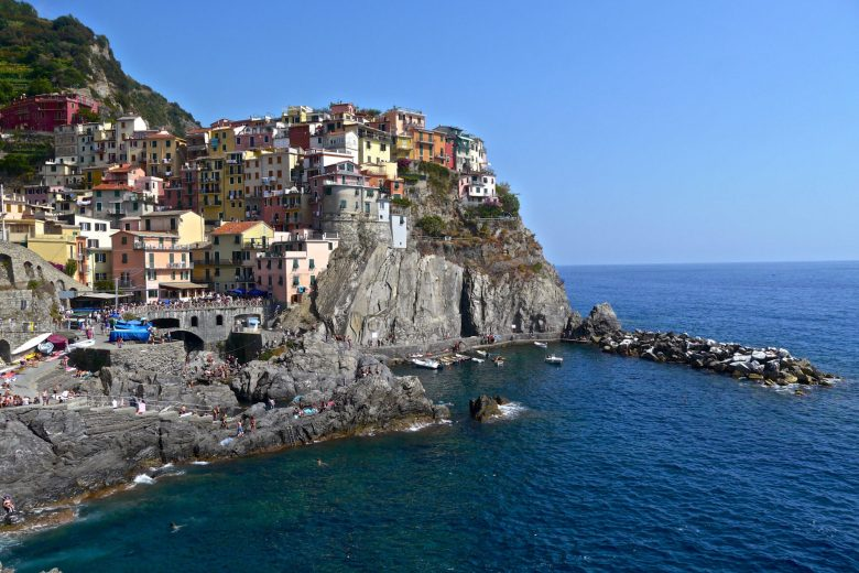 day trip to the cinque terre
