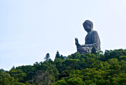 Tian Tan Buddha