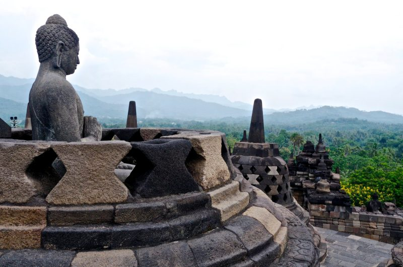 Buddha Borobudur