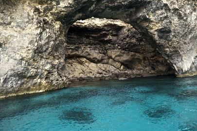 sea-caves-on-comino-island-malta