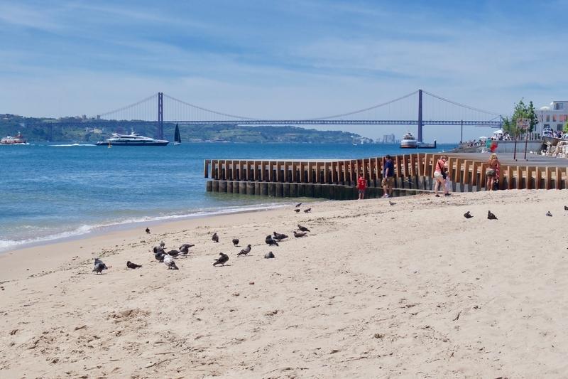 San Francisco of Europe Suspension Bridge