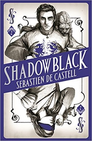 sebastien de castell - shadowblack-uk