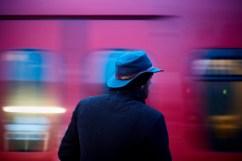 Street, Street life, Street Photography, Sharpness is a Bourgeoise Concept, unfocus, blur, blurred, Fuji, Fujifilm,