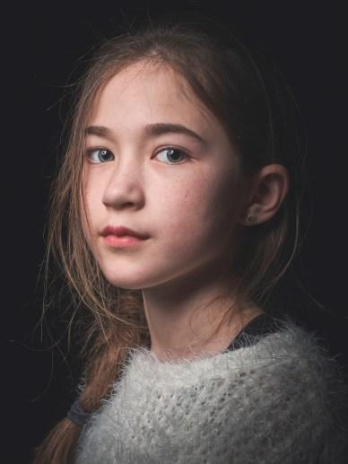 Portrætfotografi, Portræt, Portrætter
