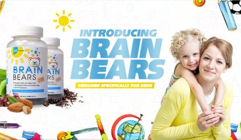 my daily choice brain bears