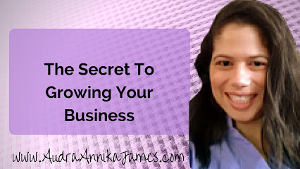 Audra Annika James on Being a Business Coach and Mompreneur