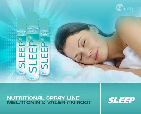 Top Sublingual Spray for Better Sleep and Less Insomnia