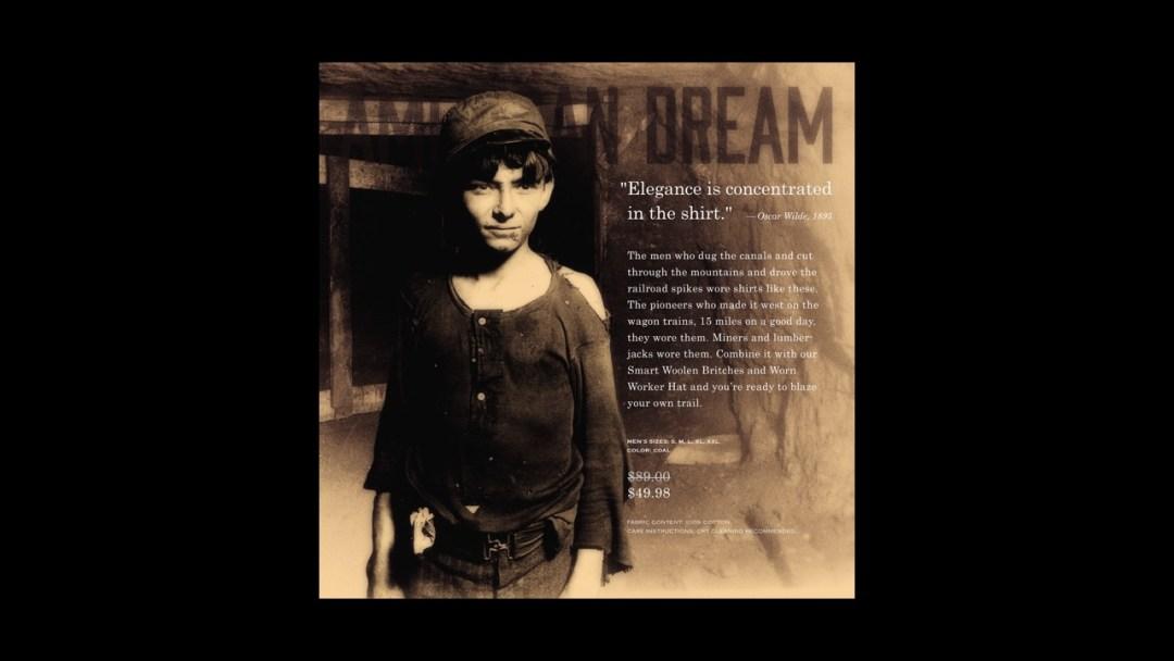 The American Dream Ensemble No4 (2014)