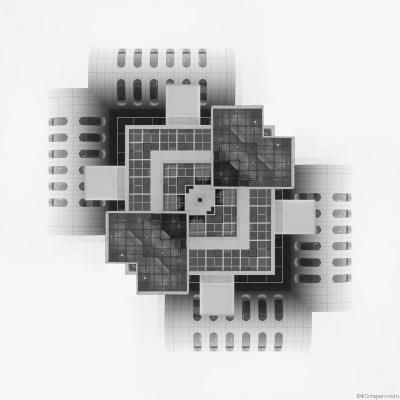 Impossible Symmetric Architecture