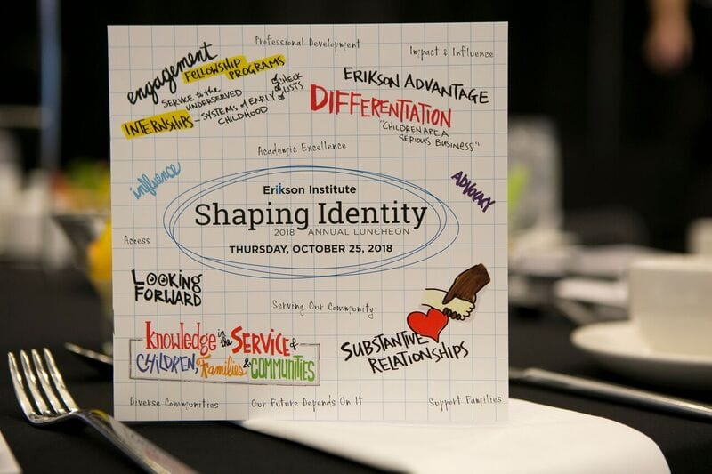 Erikson Institute's 2018 Shaping Identity