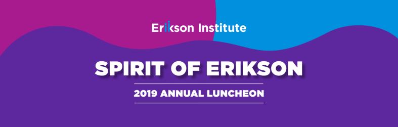 2019 Erikson Annual Lunch