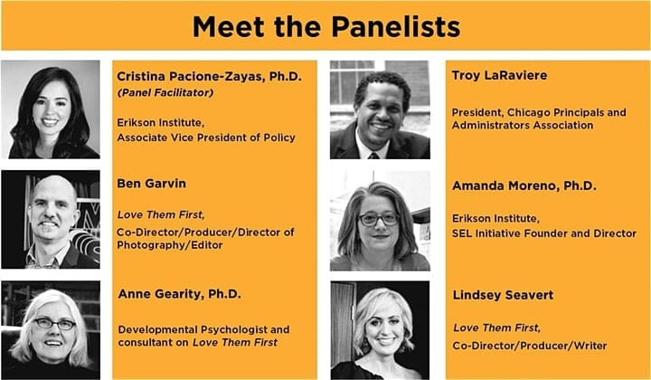Meet the Panelists