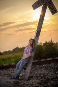 Kalyn's Senior photo