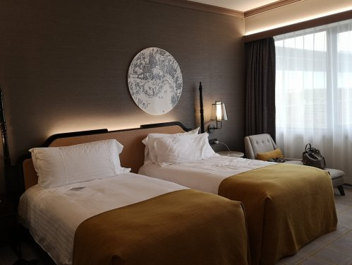 China Travel Guide: Grand Lapa Macau Room