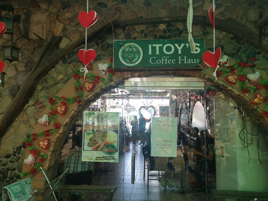 Itoys Coffee Haus