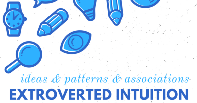 gifts of intuitive extroverts