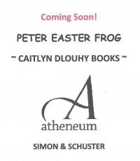Peter Easter Frog #erindealey