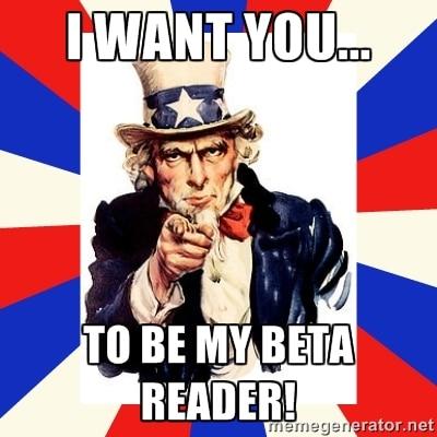 Beta Readers Wanted