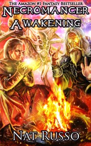 Necromancer Awakening Cover Art