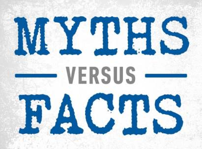 Common Writing Myths