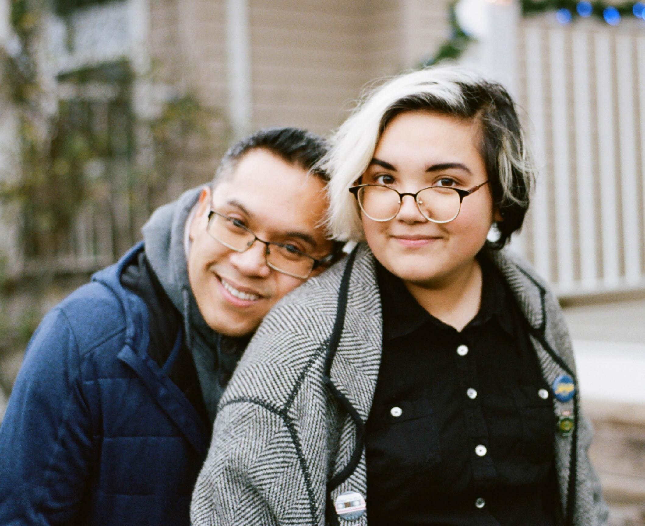 Darwin and Danielle