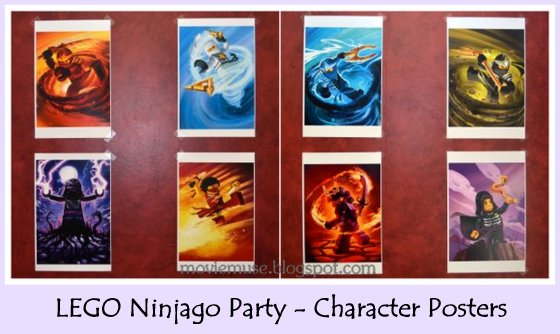 movie muse erin expounds lego ninjago party