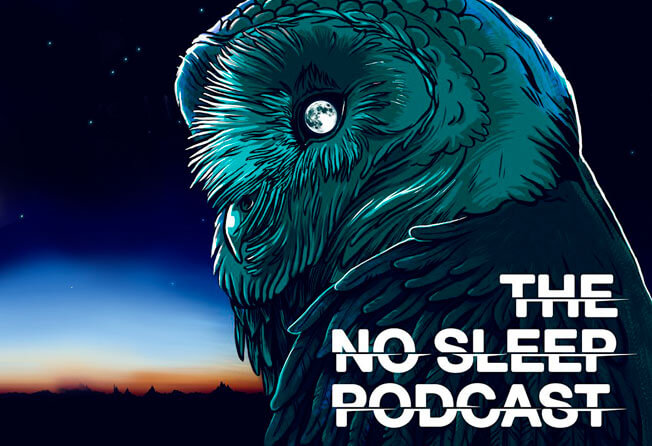 NoSleep Podcast art