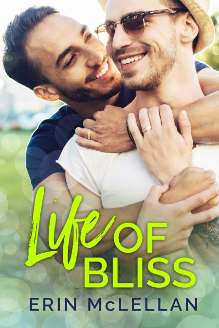 Cover of Life on Pause with two men embracing