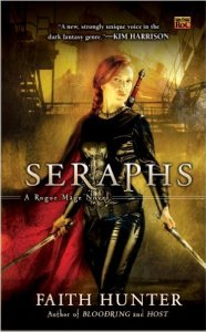 Book Cover for Seraphs (A Rouge Mage Novel)