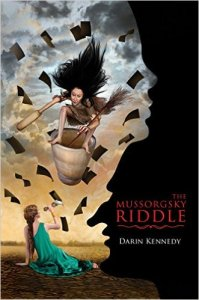 Book Cover for The Mussorgsky Riddle