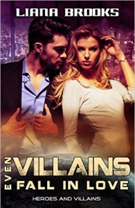 Book Cover for Even Villains Fall in Love