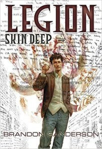 Book Cover for Legion: Skin Deep