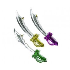 Picture of plastic swords