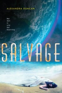 Amazon Cover - Salvage